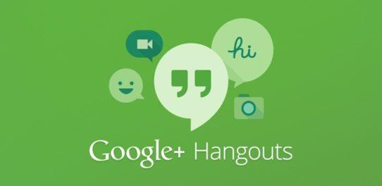 Chamadas de voz gratuitas no Hangouts !