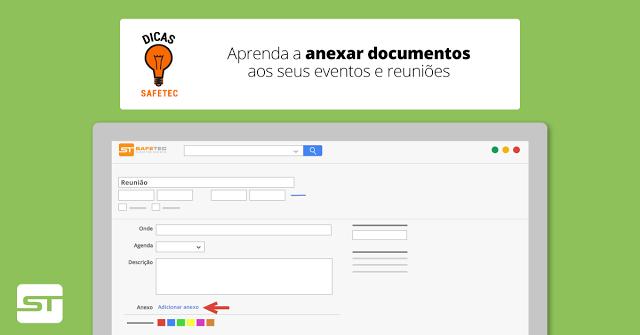 Google Agenda: Aprenda a anexar documentos aos seus eventos e reuniões | Dica SAFETEC
