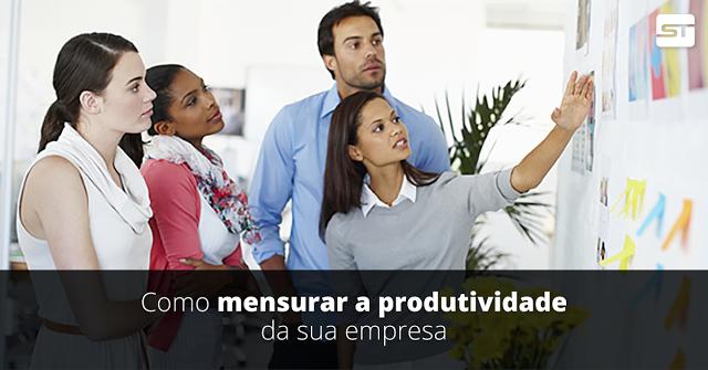 Como mensurar a produtividade da sua empresa