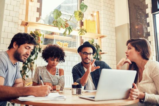 Qual a melhor medida da produtividade de sua empresa?