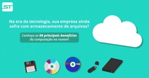 Conheça o melhor do armazenamento em cloud