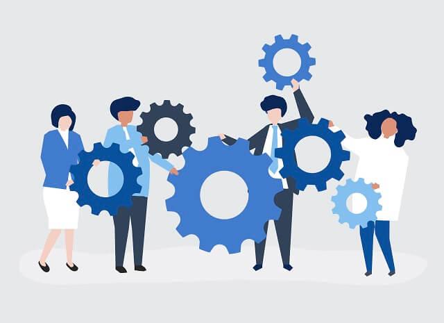 Como comunicação e cooperação podem se transformar em colaboração, com ajuda da tecnologia