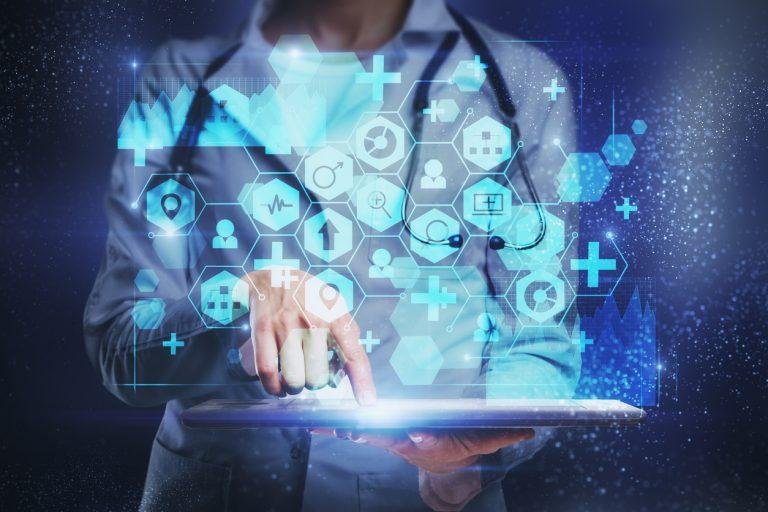Aumentando a produtividade na área da Saúde através da tecnologia