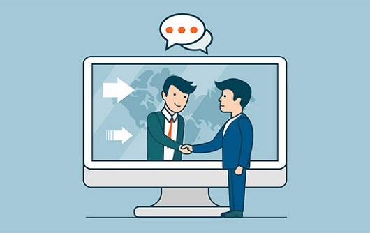 Magistrados avaliam de forma positiva o uso do Google Meet